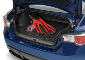 Subaru Brz Cargo Mats Subarupartspros Com